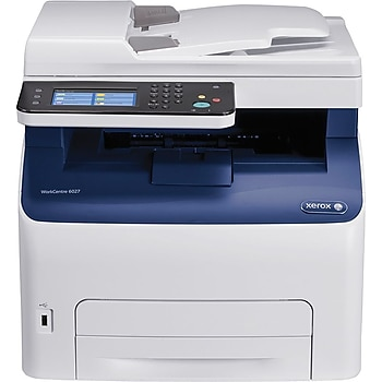 Xerox WorkCentre 6027/NI Laser All-In-One Color Printer
