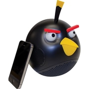 Angry Birds Black Bird 2.1 Speaker System - 30W w/ Bass Control