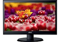 AOC 22-Inch LED Monitor (e2250Swdn)