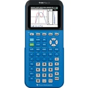 Texas Instruments TI-84 CE Color Screen Graphing Calculator, Blue