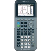 Texas Instruments TI-CE 84 Color Screen Graphing Calculator, Silver