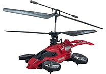 The Morph 3.5 Channel RC Helicopter
