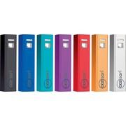 Acesori Powerstick 2600mAh Portable Power Bank, Assorted Colors