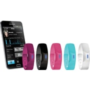 Skechers GOWalk Activity Tracker Wristband with App, Assorted Colors