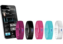 Sketchers GOWalk Activity Tracker Wristband with App, Assorted Colors