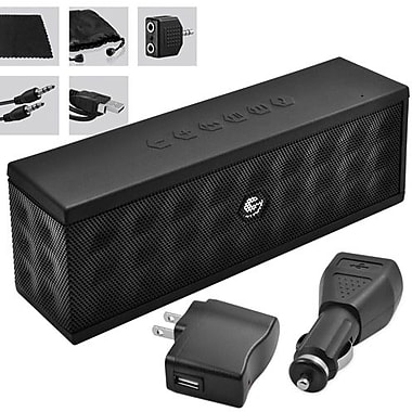 Staples - Ematic Bluetooth Speaker with Accessory Kit - $7.99