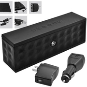 Ematic Bluetooth Speaker with Accessory Kit