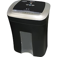Shredder Essentials C1600 16-Sheet Cross-Cut Shredder (Black)