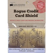 Rogue WalletGuard® RFID-Blocking  Credit Card Sleeve 8 pack   2 Passport Package
