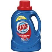 Ajax® 2x Ultra HE Liquid Laundry Detergent, Original Scent, 50 oz.