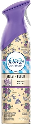 Febreze Air Effects Air Freshener Spray, Violet
