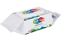 Wet-Nap® Hands, Face & Body Cleansing Wipes, 110 Count Pack