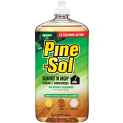 Pine-Sol® Squirt N' Mop Floor Cleaner, Original, 32 oz.