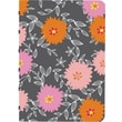 Letts 2015 - 2016 Weekly Academic Planner, July - August, 6-1/2 x4-3/4, Floral Design with Flex Cover