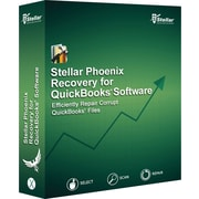 Stellar Phoenix Recovery for QuickBooks for Mac (1 User) [Download]