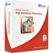 Stellar Phoenix SQL Recovery for Windows (1 User) [Download]