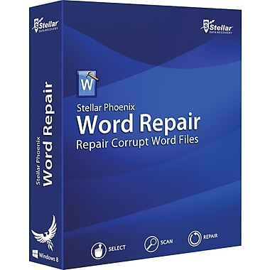 Stellar Phoenix Word Repair for Windows (1 User) [Download]