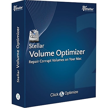 Stellar Volume Optimizer for Mac (1 User) [Download]