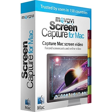 Movavi Screen Capture for Mac 2 Personal Edition for Mac (1 User) [Download]