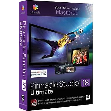 PinnacleMD – Studio 18 Ultimate pour Windows (1 utilisateur) [téléchargement]