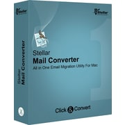 Stellar Mail Converter for Mac (1 User) [Download]