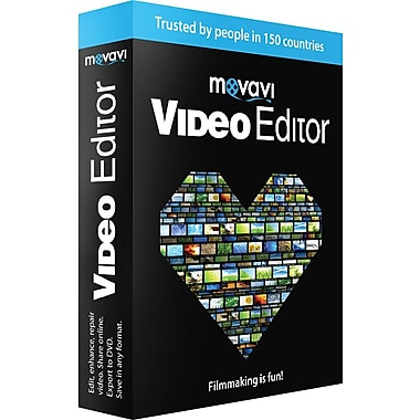 Movavi Video Editor 10 Personal Edition for Windows (1 User) [Download]