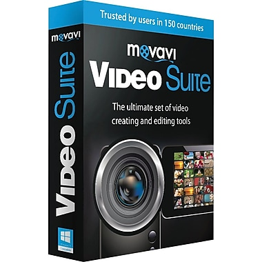 Movavi Video Suite 14 Personal Edition for Windows (1 User) [Download]