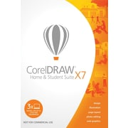 CorelDraw Home & Student Suite X7 for Windows (1 User) [Download]