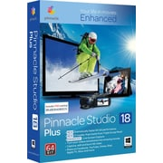 Pinnacle Studio 18 Plus 1 User for Windows Boxed (8124163)