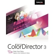 CyberLink ColorDirector 3 Ultra for Windows (1 User) [Download]