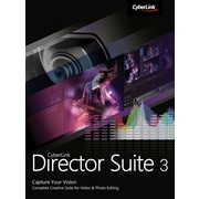 CyberLink Director Suite 3 for Windows (1 User) [Download]