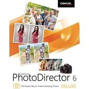 CyberLink PhotoDirector 6 Deluxe for Windows (1 User) [Download]