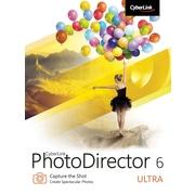 CyberLink PhotoDirector 6 Ultra for Windows/Mac (1 User) [Download]