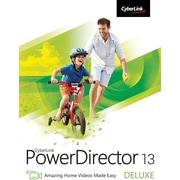 CyberLink PowerDirector 13 Deluxe for Windows (1 User) [Download]