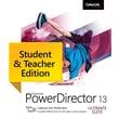 CyberLink PowerDirector 13 Ultimate Suite - Student & Teacher Edition for Windows (1 User) [Download]