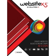 WebSite X5 Evolution 11 for Windows (1 User)  [Download]