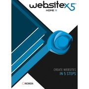 WebSite X5 Home 11 for Windows (1 User)  [Download]