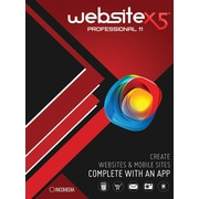 WebSite X5 Professional 11 for Windows (1 User) [Download]