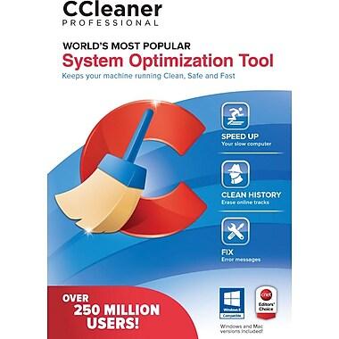 Piriform – CCleaner Professional pour Windows (1 utilisateur) [Téléchargement]