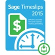 Sage Timeslips 2015 Time and Billing 5-User for Windows (1-5 Users) [Download]