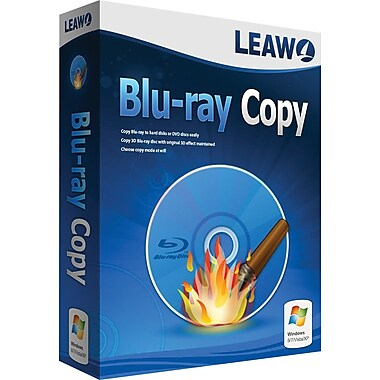 Leawo Blu-ray Copy for Windows (1-1000 Users) [Download]