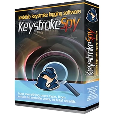 Spytech Keystroke Spy for Windows (1 User) [Download]