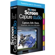 Movavi Screen Capture Studio 6 Business Edition for Windows (1 User) [Download]