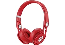 Beats by Dr. Dre Mixr On-Ear Headphones, Red