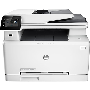 HP Color LaserJet Pro M277dw All-in-One Laser Printer