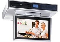 Venturer 10' Undercab LCD TV/DVD