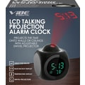 LCD Projection / Talking Alarm Clock
