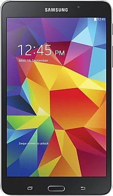 Refurbished Samsung Galaxy Tab 4 7 NOOK Tablet - 8GB, Black, SM-T230NUBK