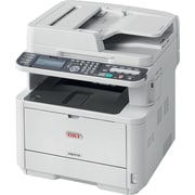 OKI® MB472W OKI®62444801 Black and White Laser All-in-One Printer