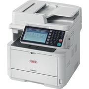 OKI MB492 All-in-One Laser Printer, Beige